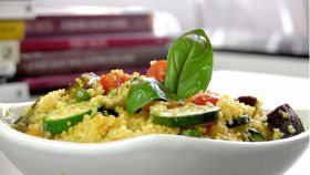 Couscous con verdure