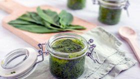 Pesto alternativo alle verdure verdi
