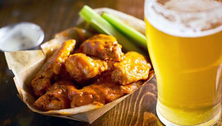Pollo al forno alla birra