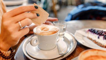 Caffè e zuccheri