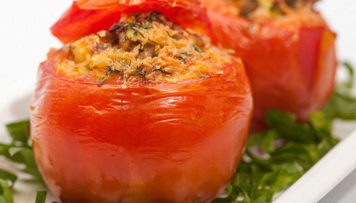 Pomodori ripieni alla ligure