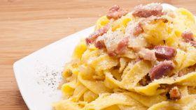 Tagliatelle alla gricia, la ricetta infallibile per farle in casa