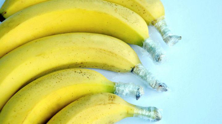 Come evitare che le banane diventino nere in breve tempo
