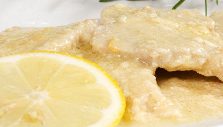 Petto di pollo al limone