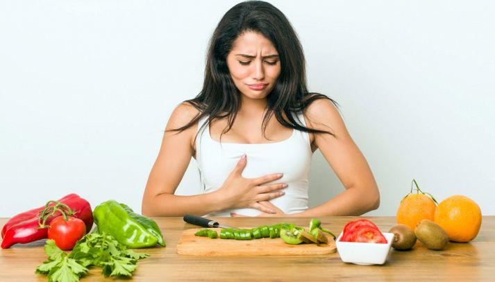 Acidità di stomaco, i cibi che la combattono e quelli da evitare