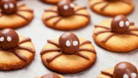 Biscotti Ragno di Halloween