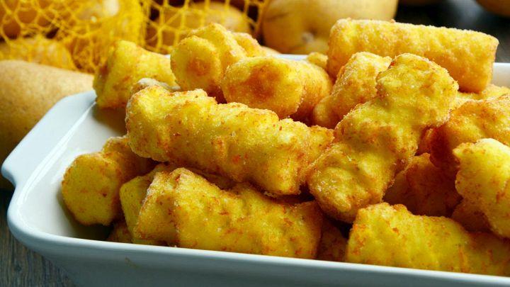 Croccanti come quelle fritte ma più leggere e delicate