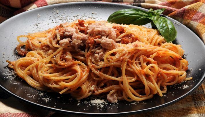 Spaghetti alla trasteverina