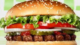 Arriva in Italia Rebel Whopper, hamburger vegetale di Burger King