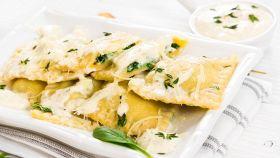 Come condire i ravioli ricotta e spinaci