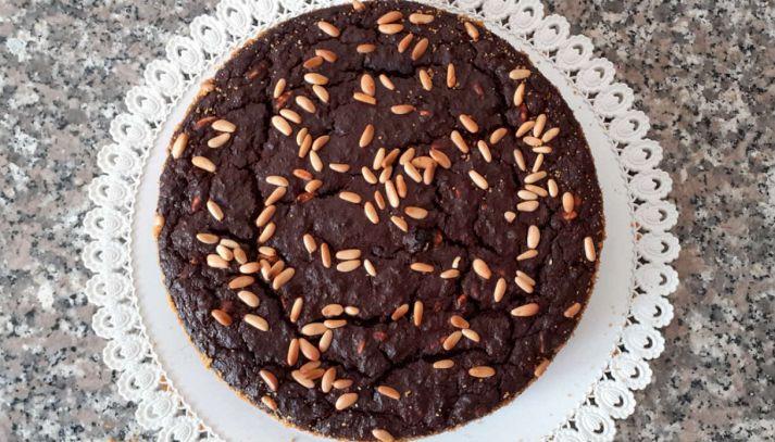 Torta paesana di nonna Nina
