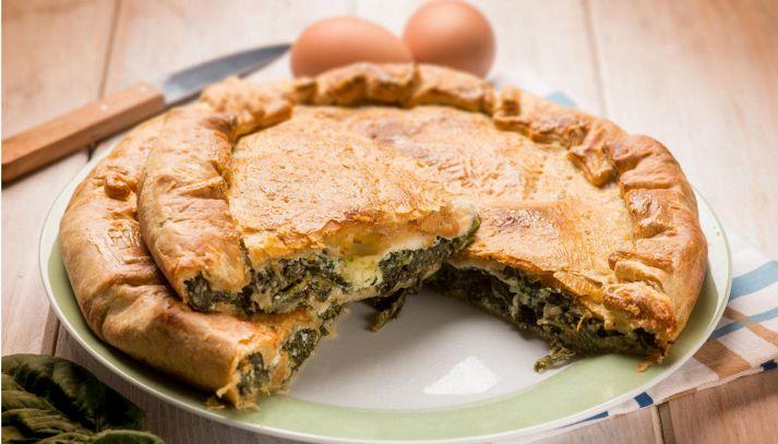 Torta Pasqualina, ricetta originale ligure