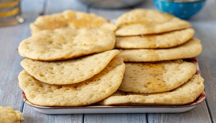 Baghrir (pancakes marocchini)