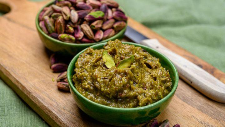 Pesto di pistacchi, facile da preparare e ottimo in mille modi