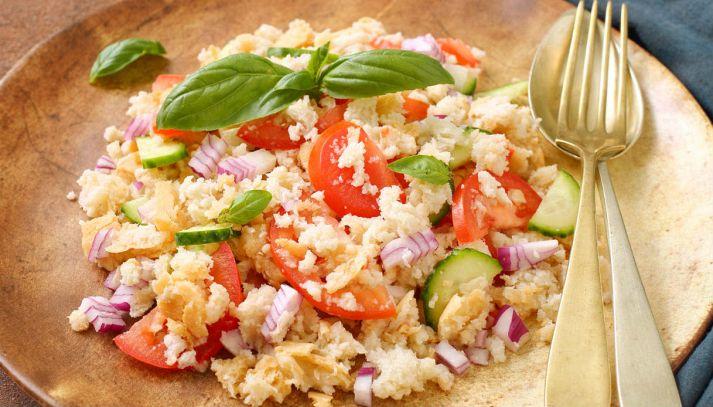 Panzanella, ricetta tradizionale toscana