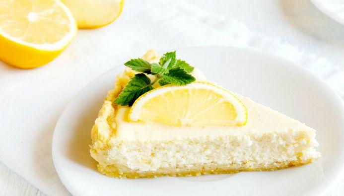 Cheesecake light senza burro