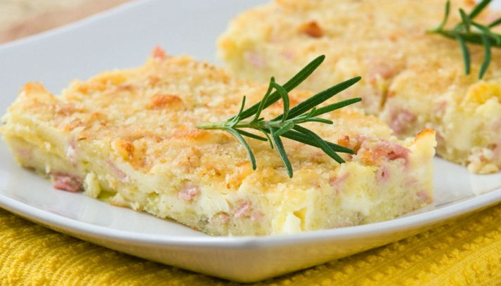 Gateau di patate semplice e veloce