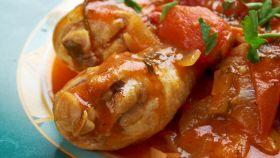 Pollo alla cacciatora, ricetta della nonna