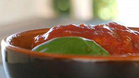 Sugo al pomodoro fresco e basilico