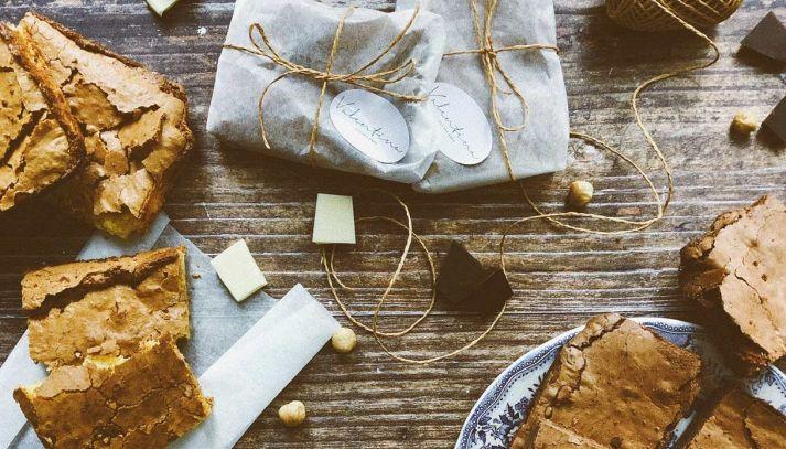 Brownies al cioccolato di Valentina Gluten Free
