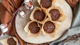 Muffins al Caffè Senza Glutine e Vegan