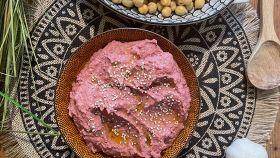 Hummus Rosa