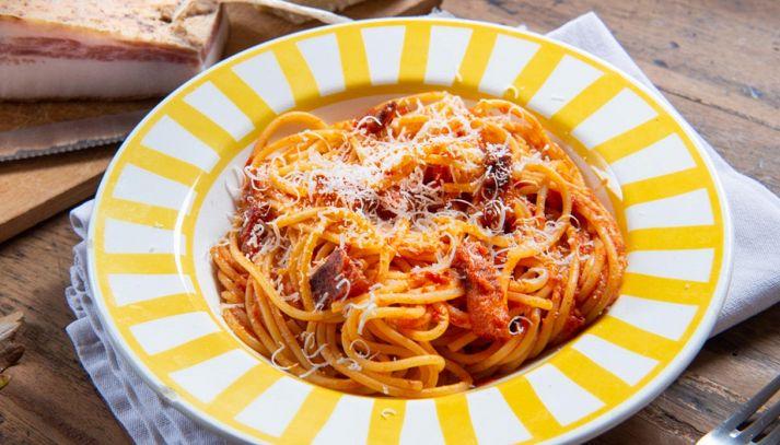Storia e ricetta originale della pasta all'amatriciana