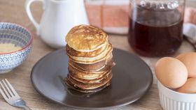 Pancake farina di cocco e ceci