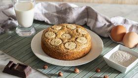 Banana bread con gocce di cioccolato: dolce super senza zucchero
