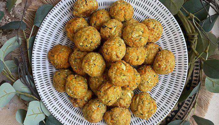 Polpette Vegetariane con Zucchine e Carote