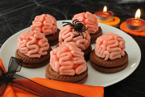 Idee per dolci e decorazioni per la notte di Halloween
