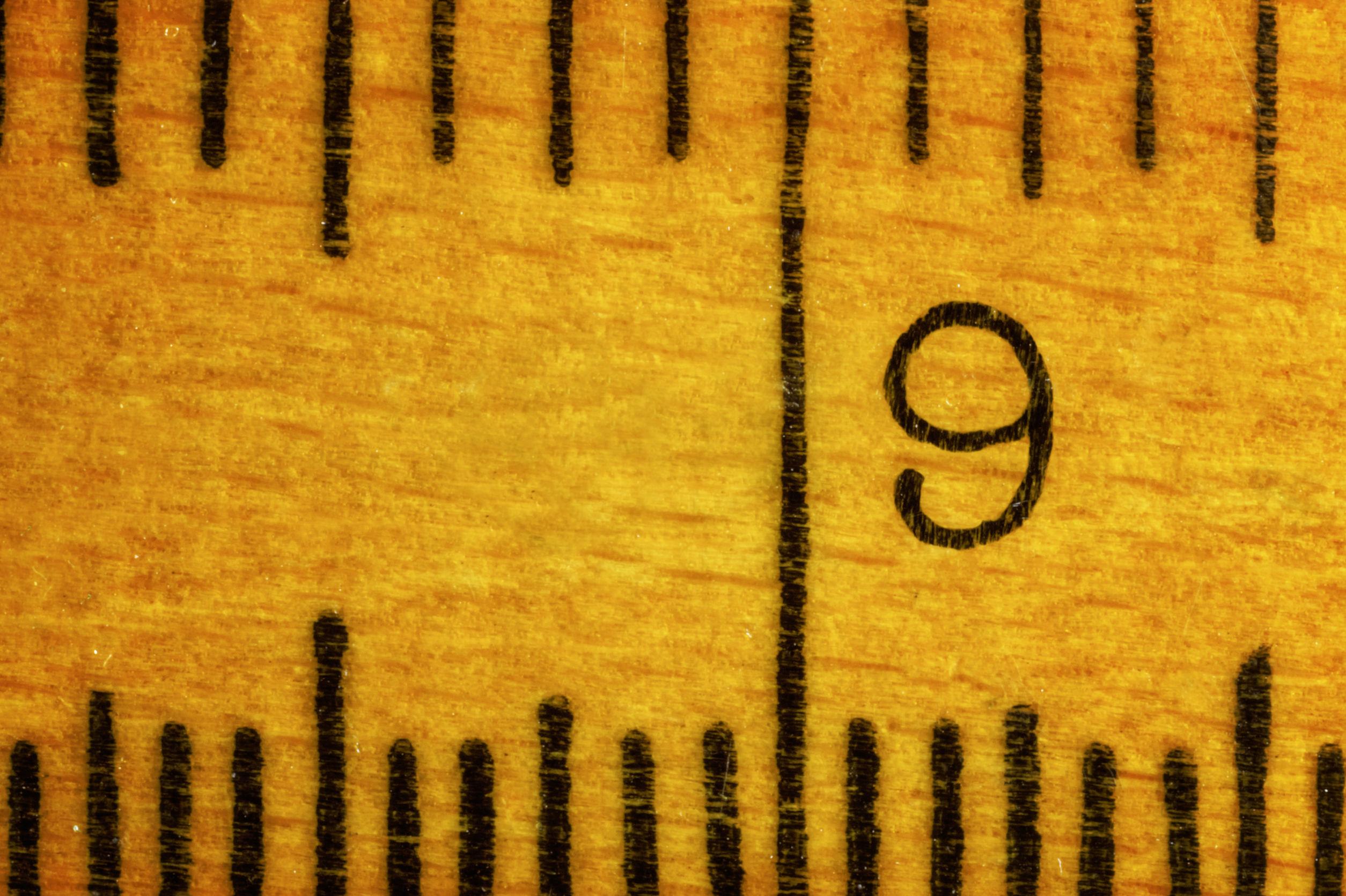 A quanti cm corrisponde un pollice?