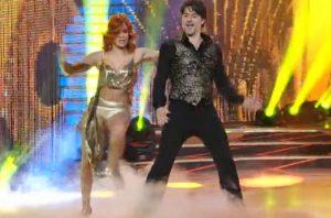 Ballando con le stelle, incidente sexy: Alessandra Tripoli rimane in slip