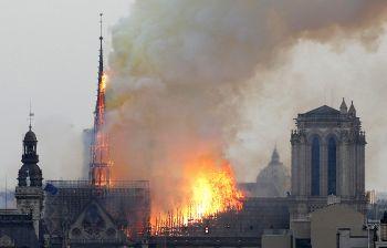 Notre Dame, Stefano Accorsi e la