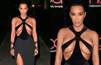 Kim Kardashian, la sua passione per la moda vintage la rende elegantissima