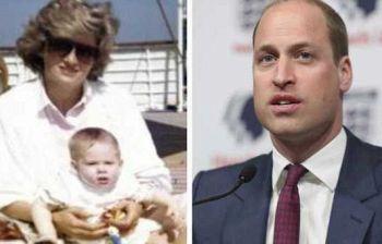 Lady Diana, il principe William in tv: «La sua morte un dolore senza pari»