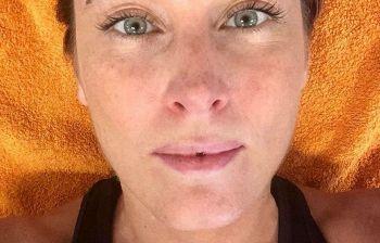 Maria Elena Boschi fan impazziti per il primo piano del viso