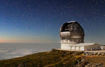 Isole Canarie: a Palma un paradiso per l'astroturismo