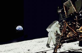 Il sogno più grande da raccontare ai nostri figli, la conquista della Luna