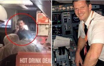 Manca il pilota: passeggero prende il comando dell'aereo di linea