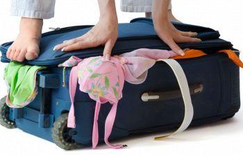 Non si finisce mai di imparare a fare la valigia