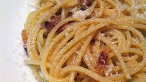 La vera ricetta per gli spaghetti alla Gricia