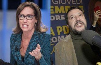 Ilaria Cucchi ha querelato Matteo Salvini