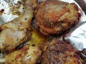 Semplice e gustoso: pollo al forno gratinato