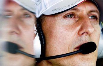 Schumacher, rubate foto macabre: