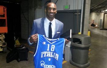 Kobe Bryant come Black Mamba, un guerriero con il sorriso italiano