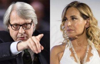 Dopo la sfuriata con Barbara D'Urso, Sgarbi mai più in tv?