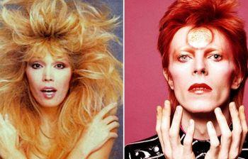 """Amanda Lear senza freni su David Bowie: """"Ecco cosa faceva a letto"""