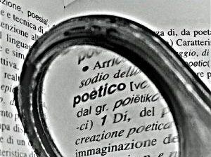 Cos'è per te la poesia?