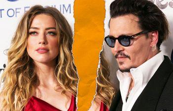 Johnny Depp contro l'exmoglie
